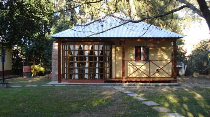 Exterior Cabaña Bosque
