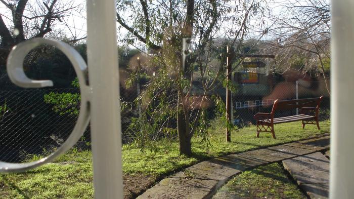 Vista desde Cabaña Río