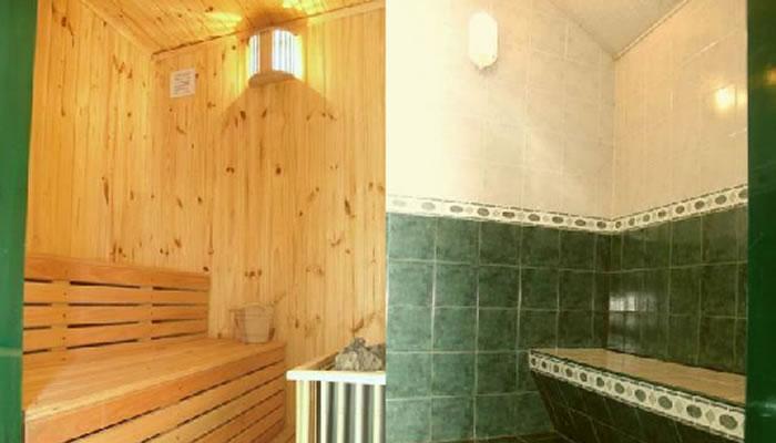 Sauna-Vapor