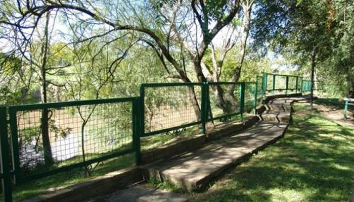 Vistas desde las pasarelas